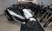 Honda Forza 300 ABS 2019 về Việt Nam có giá 350 triệu đồng