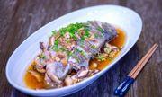 Món ngon mỗi ngày: Cá hấp nấm thơm lừng góc bếp