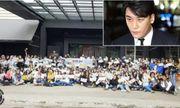 200 fan họp mặt cổ vũ tinh thần Seungri, cư dân mạng Hàn: