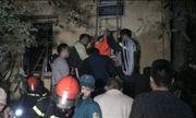Hà Nội: Cháy nhà 5 tầng dữ dội trong đêm, một người tử vong