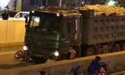 Hà Nội: Hiện trường vụ tai nạn thảm khốc khiến 1 người tử vong ở hầm Kim Liên