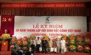 Hội Sinh Vật Cảnh Việt Nam: Phát huy truyền thống 30 năm xây dựng và trưởng thành