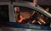 Hà Nội: Một nữ tài xế bị đâm ngục trên xe, nghi phạm dùng dao tự sát