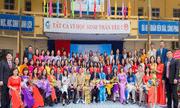 Trường THPT Cao Bá Quát (Gia Lâm- Hà Nội): Vững bước trong sự nghiệp 'trồng người'
