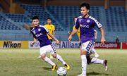 Thủ môn Bùi Tiến Dũng thừa nhận chơi chưa tốt trong trận đầu bắt chính tại CLB Hà Nội