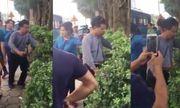 Phản ứng bất ngờ của người đàn ông bị tố sàm sỡ phụ nữ trên xe buýt ở Hà Nội