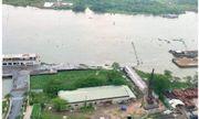 Thông tin chính thức sự cố sập cầu tàu Ba Son ở TP.HCM