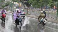 Dự báo thời tiết ngày 14/5: Chiều nay Hà Nội mưa vừa, mưa to và dông