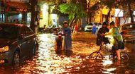 Dự báo thời tiết 13/6: Bắc Bộ sắp đón đợt mưa mới, đề phòng lũ quét, sạt lở