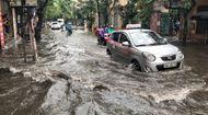 Dự báo thời tiết 14/6: Hà Nội tiếp tục mưa lớn, kéo dài 6 ngày