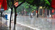 Dự báo thời tiết ngày 8/10: Áp thấp tiến thẳng Biển Đông, Hà Nội xuất hiện mưa rào