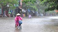 Dự báo thời tiết ngày 3/12: Miền Trung bắt đầu đợt mưa lớn, dài ngày