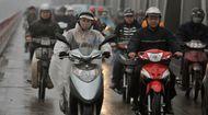 Dự báo thời tiết ngày 27/12: Hà Nội chìm trong mưa rét