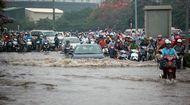 Dự báo thời tiết ngày 25/11/2018: Bão số 9 đổ bộ, đề phòng ngập lụt và lốc xoáy