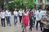 Chuyện học đường - Thí sinh vác bụng bầu đi thi tốt nghiệp THPT