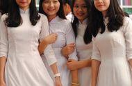 Chuyện học đường - Ngắm nữ sinh trường Đoàn Thị Điểm rạng rỡ ngày khai giảng
