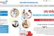 Tài chính - Ngân hàng - Bảo hiểm VietinBank ra mắt website mới