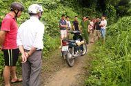 Nghi án - Điều tra - Con nghiện chết khi chân còn gác trên xe máy