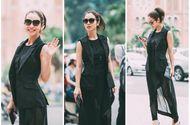 Thời trang & Làm đẹp - Style ấn tượng của Sao Việt tuần qua