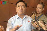 Sự kiện hàng ngày - Bộ trưởng Đinh La Thăng nói về dự án xây dựng sân bay Long Thành