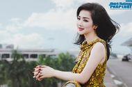 Thời trang & Làm đẹp - Hoa hậu Giáng My khoe vẻ trẻ trung, năng động