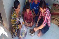 Xã hội - Người phụ nữ nặng 25kg bán máu nuôi mẹ già và 6 đứa cháu mồ côi