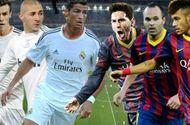 Bóng đá - Link sopcast xem trực tiếp trận siêu kinh điển Real–Barca