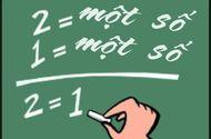 """Chuyện học đường - Những mẩu truyện cười hay và """"lạ"""" cho báo tường ngày 20/11"""