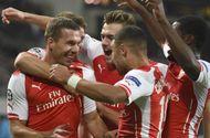 Bóng đá - Link xem trực tiếp Arsenal-Burnley