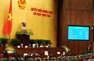 Văn bản pháp luật - Quốc hội thông qua phương án giảm lương hưu