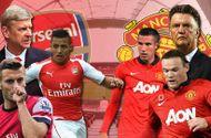 Bóng đá - Link sopcast xem trực tiếp MU-Arsenal (12h30)