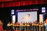 Sản phẩm - Dịch vụ - Sanatech – Nhận giải thưởng Doanh nghiệp sáng tạo 2014