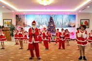 Tài chính - Doanh nghiệp - Giáng sinh độc đáo cho cư dân Vinhomes Times City