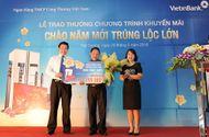 """Bí quyết làm giàu - VietinBank trao giải Đặc biệt """"Chào năm mới - Trúng lộc lớn"""""""