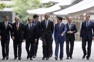 Tin trong nước - G7 ra tuyên bố chung nêu quan ngại về Biển Đông và biển Hoa Đông