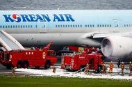 Tin thế giới - Máy bay Hàn Quốc bốc cháy trước giờ cất cánh