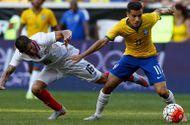 Bóng đá - Xem trực tiếp Brazil vs Panama 08h30