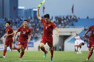 Bóng đá - Công Vinh đánh đầu dũng mãnh tung lưới Syria mở tỷ số trận đấu