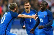 Bóng đá - Xem trực tiếp Pháp vs Cameroon 02h00