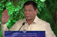 Tin thế giới - Tân tổng thống Philippines tuyên thệ nhậm chức
