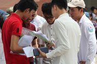 Giáo dục - Kỳ thi THPT Quốc gia 2016: Nhiều thí sinh kêu môn Toán khó