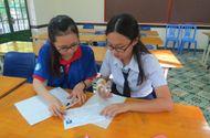 Tuyển sinh - Du học - Thi THPT Quốc gia 2016: Thí sinh gãy tay được chép hộ bài thi