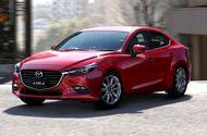 """Ôtô - Xe máy - Mazda3 2017 siêu """"bảnh"""" chính thức xuất hiện"""