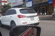 Ôtô - Xe máy - Xe Trung Quốc gắn tên Range Rover gây tò mò trên đường Hà Nội