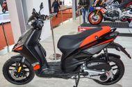 Ôtô - Xe máy - Ngắm xe ga Aprilia SR 150 có giá chỉ 21,5 triệu Đồng