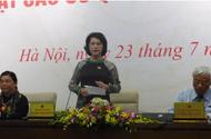 Tin trong nước - Chủ tịch QH: Ông Võ Kim Cự có trách nhiệm trả lời về Formosa