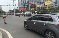 Pháp luật - Tước hàng loạt phù hiệu Bộ Công an gắn trên ô tô tư nhân
