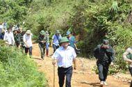 Tin trong nước - Chủ tịch Lào Cai vào hiện trường vụ sập hầm vàng, hỗ trợ gia đình thiệt hại