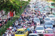 Tin trong nước - Sẽ cấm ô tô theo giờ ở đường vào sân bay Tân Sơn Nhất
