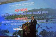 Tài chính - Doanh nghiệp - Xúc tiến đầu tư Ninh Thuận: Hoa Sen Group góp mặt dự án trọng điểm